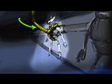 Storyboard del corto de animación 3D Robot racing (WIP)
